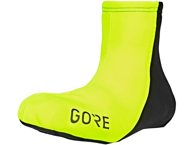GORE WEAR C5 Windstopper - Surchaussures - jaune/noir